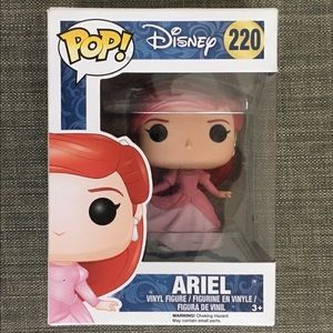 Pop Funko Disney Ariel Collectible Vinyl Figure